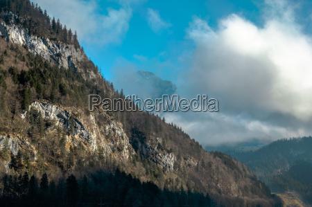 fahrt reisen baum wolke alpen gipfel