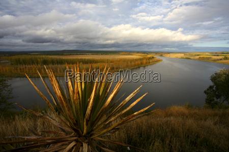 spain valladolid province nature reserve banks