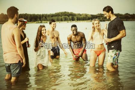 germany haltern group of seven friends