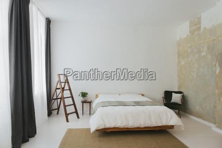 minimalistisches skandinavisches design schlafzimmer