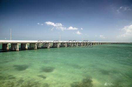 usa florida florida keys seven mile