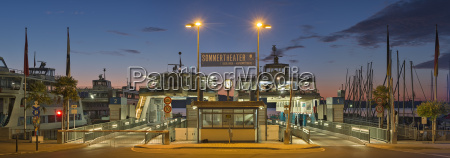 germany constance ferry port staad at