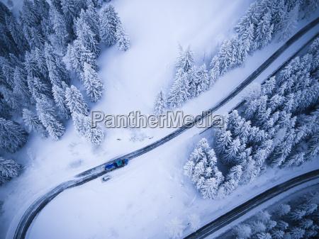 germany bavaria rossfeldstrasse alpine road and