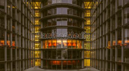 deutschland berlin teilansicht von paul loebe