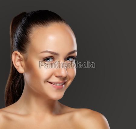 visier herstellung make up fuer modell