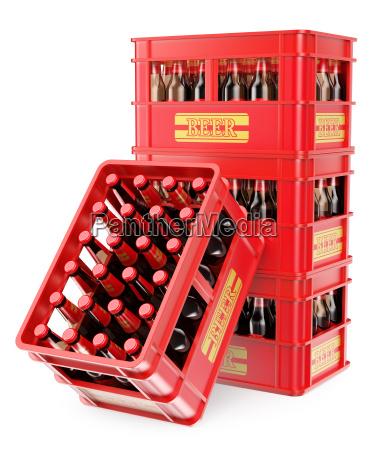 3d beer bottle boxes