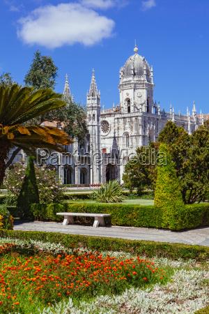 church of santa maria of belem