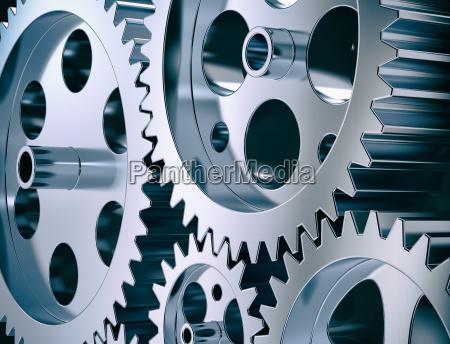 stahl getriebe und zahnraeder