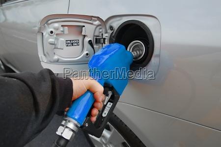 brennstoff gas diesel duese tank benzin