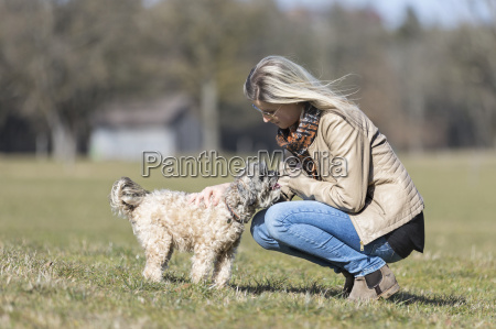 streicheleinheiten fuer den hund