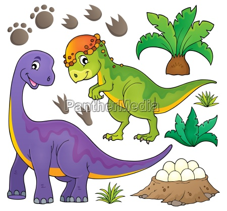dinosaur topic set 5