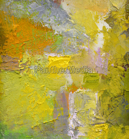 painting paint impasto