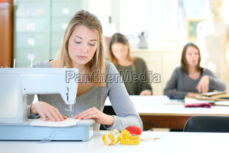 sewing class
