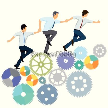 partner zusammenarbeit