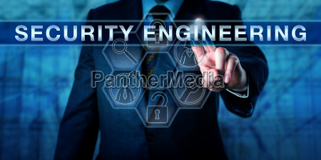 manager pressing security engineering