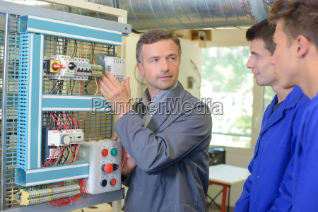 future electricians