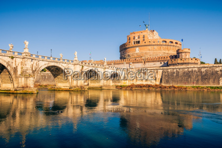 sant39angelo fortress rome