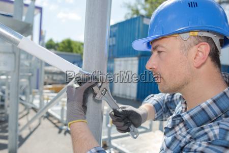 container arbeiter