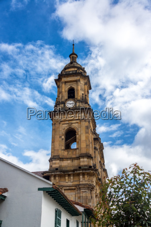 bogota colombia cathedral