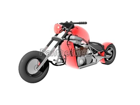 harley davidson motorrad freigestellt