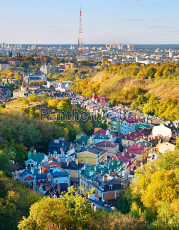 vozdvizhenka district kiev ukraine