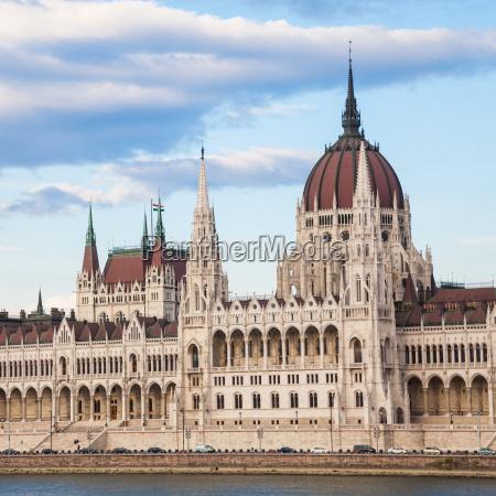 budapest parlament ansicht