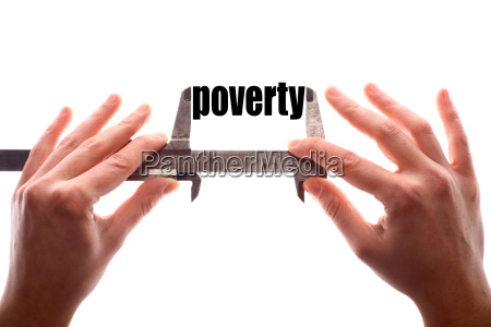 small poverty concept