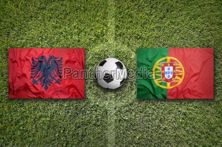 ball fahne portugal flagge flaggen fahnen