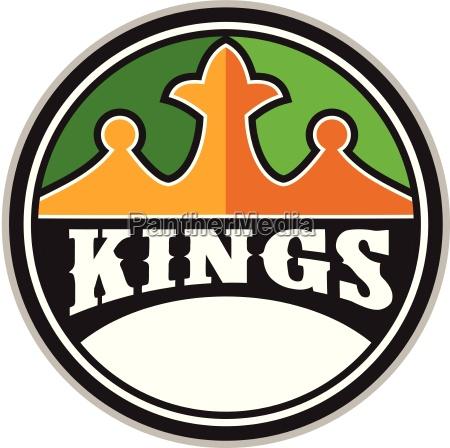 koenig krone kings circle retro