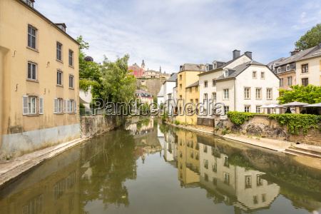 luxemburg stadt innenstadt