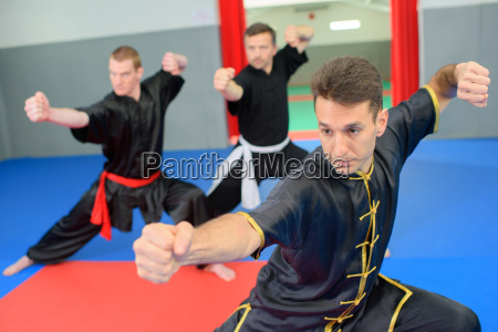 martial arts klasse