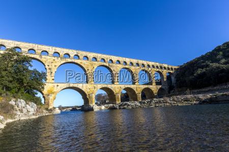 pont du gard is an old