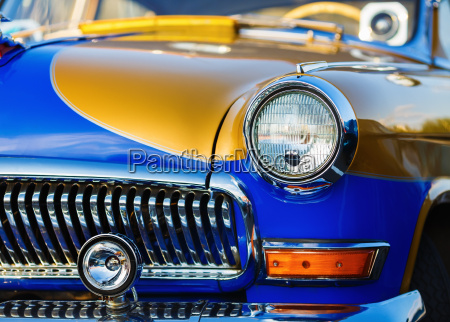 vintages klassisches auto