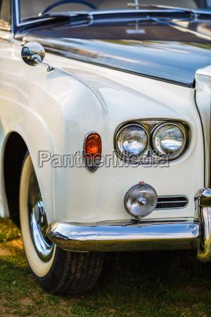 luxus retro auto