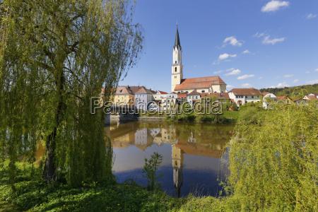 germany bavaria lower bavaria vilshofen parish