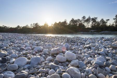 germany upper bavaria isarauen geretsried gravel