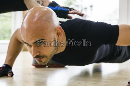 menschen leute personen mensch sport training