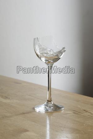glas becher trinkgefaess kelch tasse gefahr
