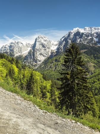 austria tyrol alps kaisertal wilder kaiser