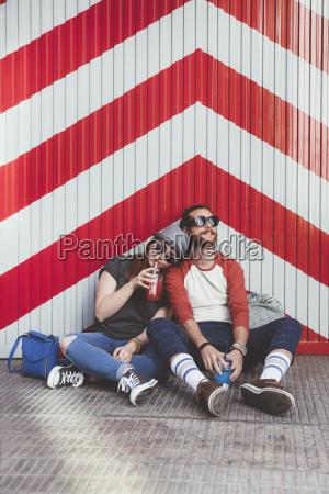 trinken trinkend trinkt suesses freizeit entspannung