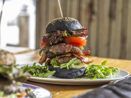 essen nahrungsmittel lebensmittel nahrung innen schwarze