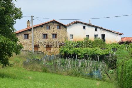 bauernhof im baskenland
