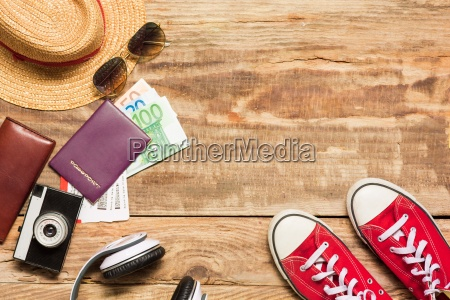 the travel and clothing accessories apparel