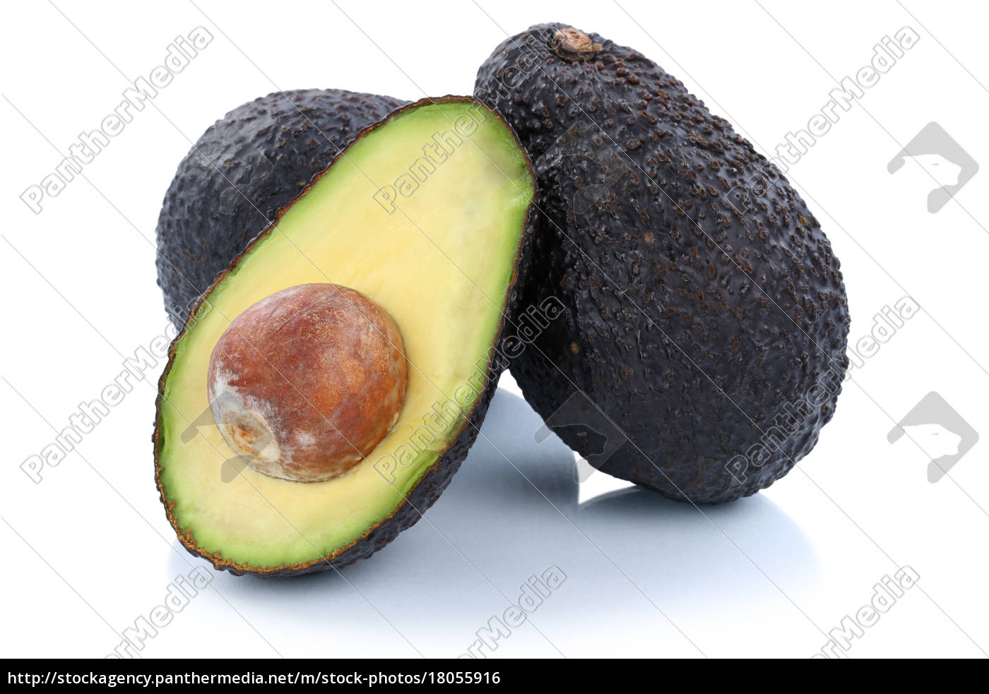 avocado avocados frucht geschnitten h lfte fr chte. Black Bedroom Furniture Sets. Home Design Ideas