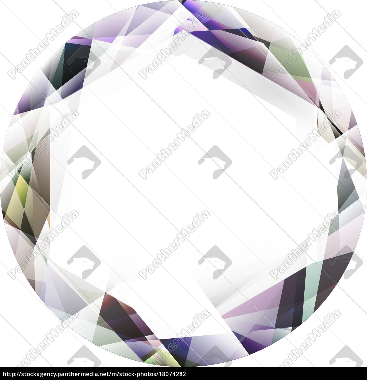 edelstein formen farben abstrakt - Stock Photo - #18074282 ...