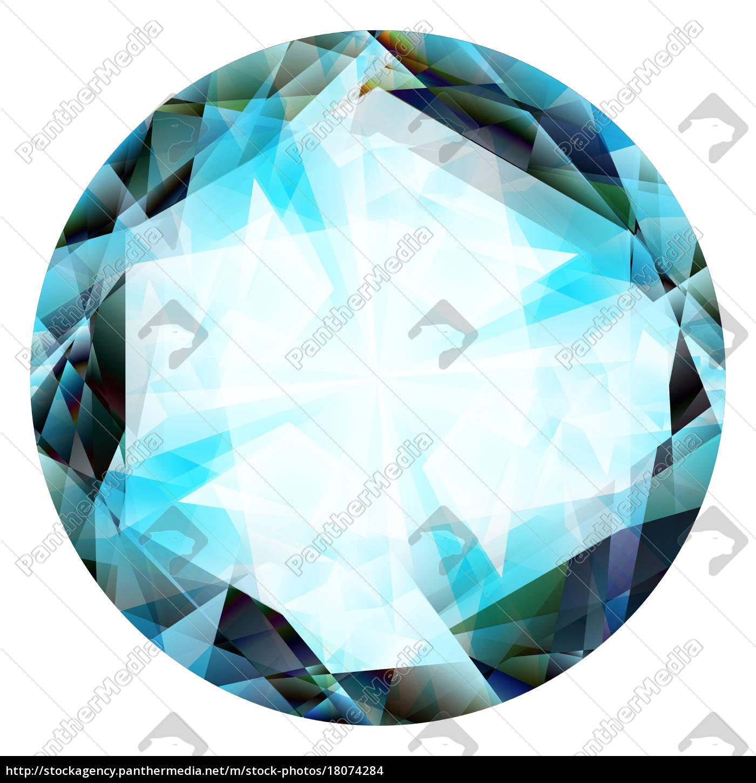 edelstein formen farben abstrakt - Lizenzfreies Foto - #18074284 ...