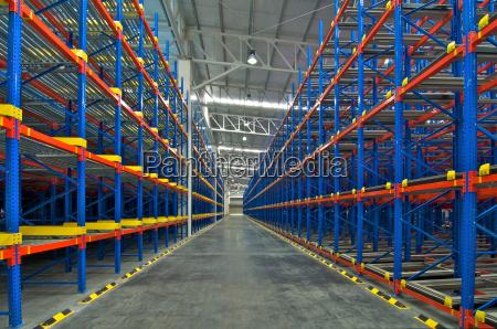 industriell werk fabrik fertigungsanlage depot lagerhaus