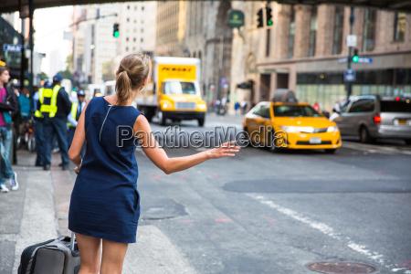 maedchen berufung hailking taxi auf