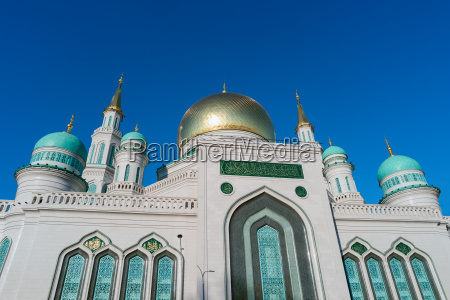 moscow cathedral mosque russia