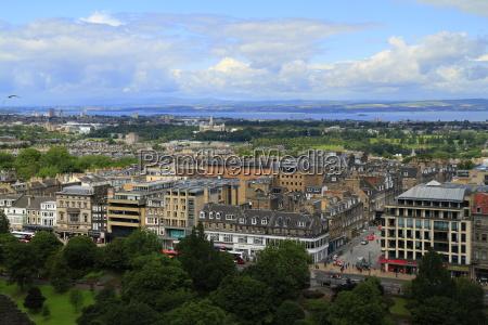 baustil architektur baukunst schottland britisch schottisch